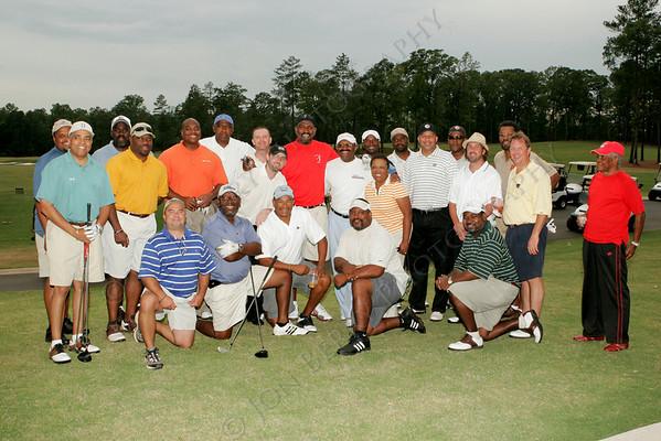 Jumpin' Joe Ward Celebrity Golf Classic Friday Seafood Slam in Honor of Lee Elder