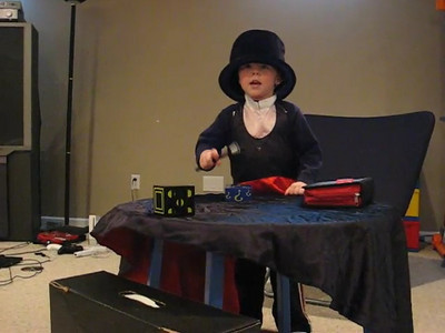 2008 Shane the Magician