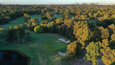 Kew Golf Club - Jan 2021