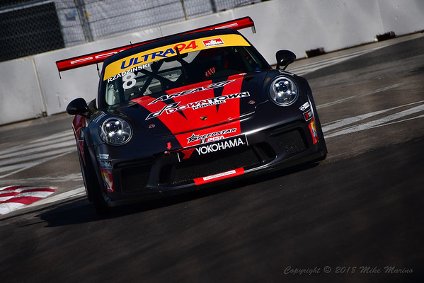 2018 Porsche GT3 Cup Challenge Canada - Toronto