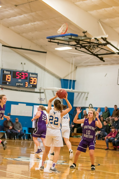 SACS Girls Varsity VS Hodgdon 1/10/19