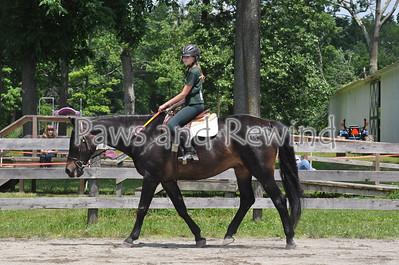 Class 7A: Volunteer Equitation W/T/C