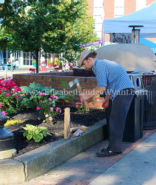 Easton Farmers Market, Easton, PA  6/1/2013