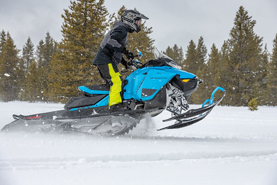 2020 Ski-doo Backcountry BC 600-R E-TEC