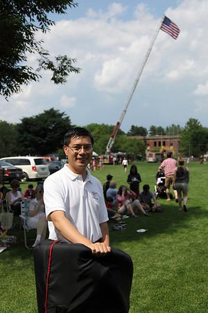 2012-07-04 Emerson Field, Concord MA
