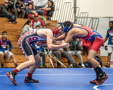 Orting Wrestling Vs Washington 2016