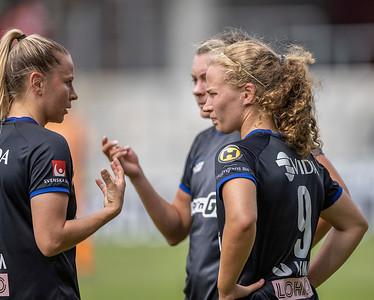 DFF vs Djurgården