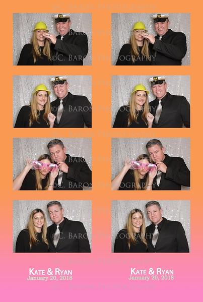 Kate + Ryan = Swanky Photobooth