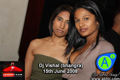 Panama Room - 15th June 2008