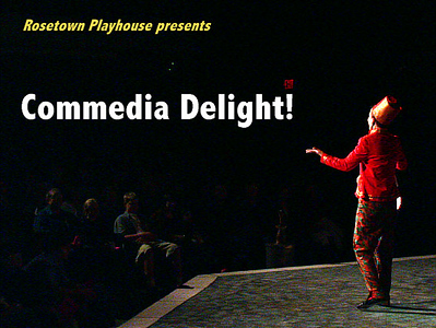 Commedia Delight