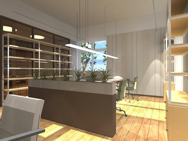 Jungent Foodservice kontor 3D