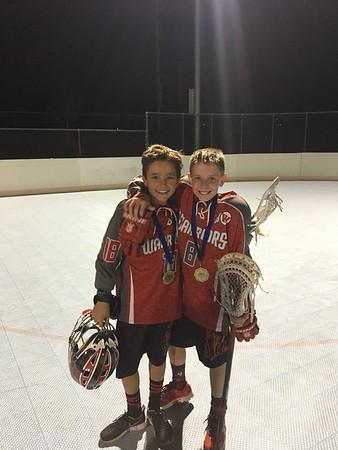Fall Box Lacrosse