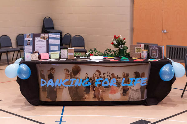 Dancing For Life: Victorian Theme
