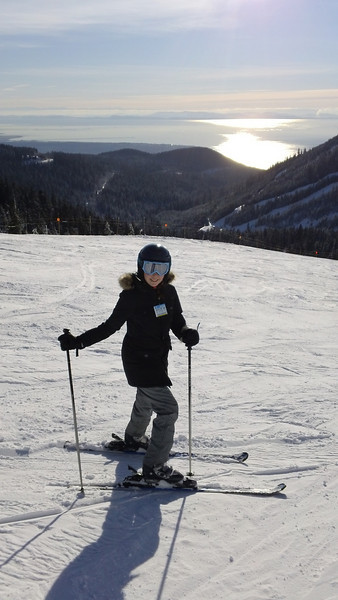 skiiing at cypess dec 31 2010