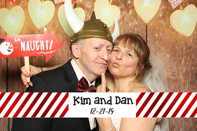 Kim & Dan's Surprise Engagement Party - 12/21/19