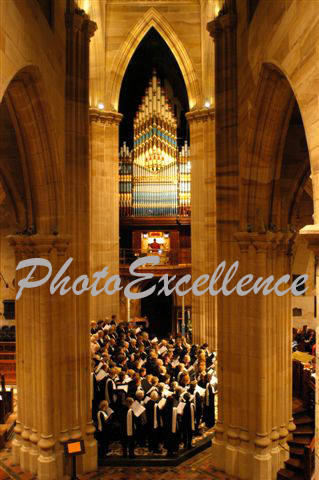 Baroque & Beautiful -  The Beethoven Society of  Australia - St  Andrews Cathedral, Town Hall Square, Sydney.
