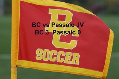 JV BC vs Passaic