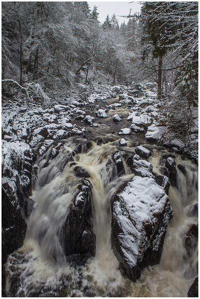 Falls of Braan, The Hermitage, Dunkeld