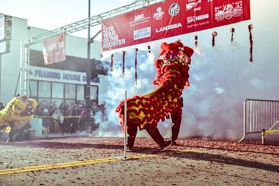 Los Angeles Chinatown Firecracker 10k 2017