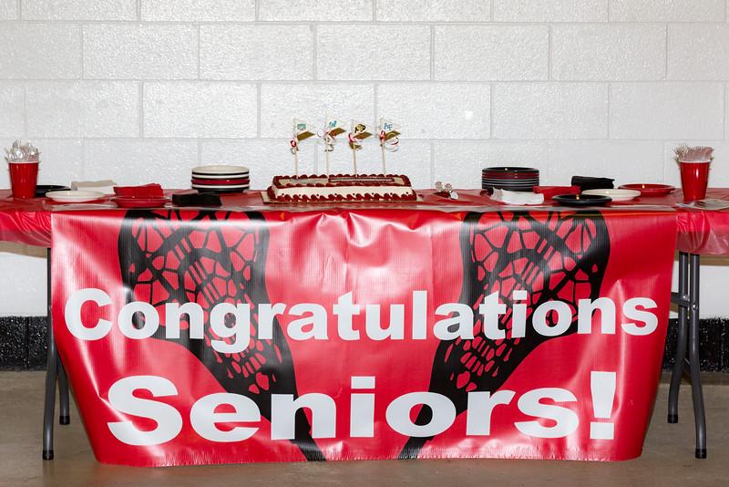 2016-05-09 Senior Night vs Davidson