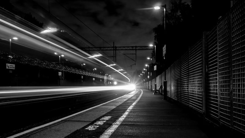 Mind the Gap - Night