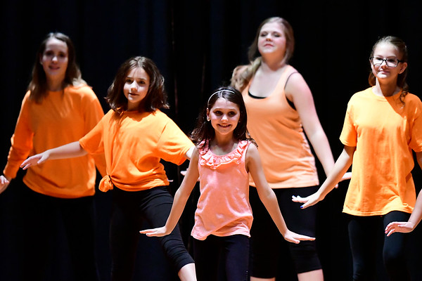 9/14/2018 Mike Orazzi | Staff The Miss Mum pageant Friday night at the Chippens Hill Middle School.