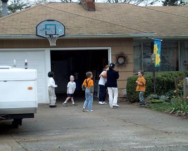 Basketball kids - 2002