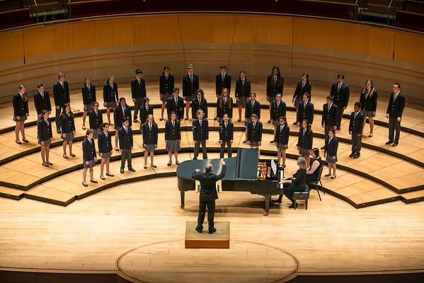 7. Mirman School Concert Singers