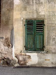 Rustic Window - Luzern, Switzerland