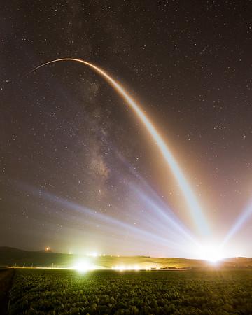 Atlas V 541 - SLC3E - NROL42 - 9/23/17