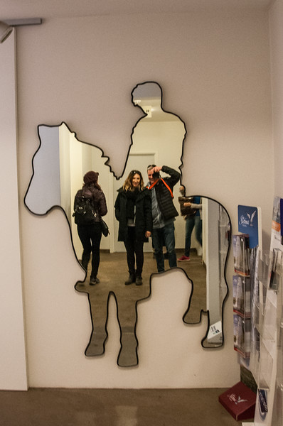 2016.05.21 - Reykjavik, Iceland. Geysers. Bathroom mirror.
