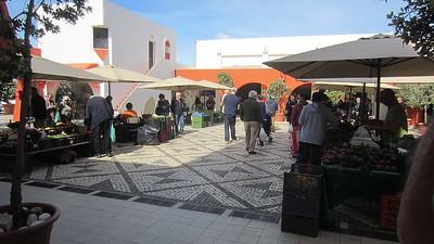 Albufeira's Municipal Market : Vivienne