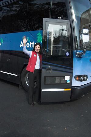 Kelley Ayotte visits Londonderry October 20th 2010