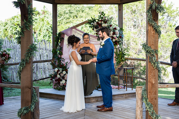 Melinda and Daniel's Wedding Preview