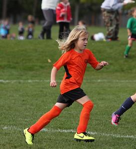 Kate Soccer 10.12.13