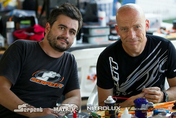 Euro 2014 1/10 touring 200mm Valencia Martes