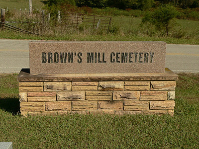 Brown's Mill Cemetery
