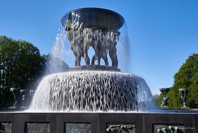 Oslo Vigeland (Statue) Park