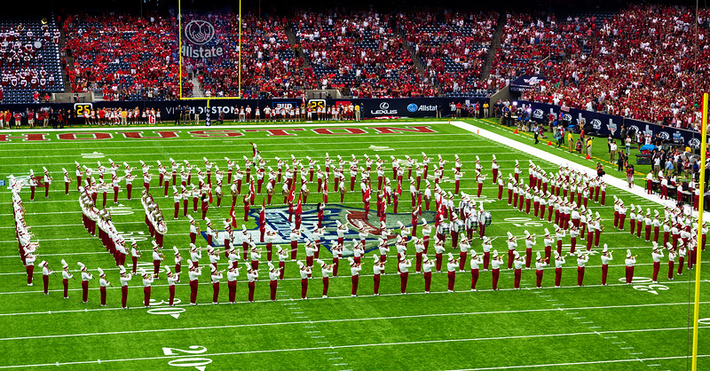 The Oklahoma band answers with their Big O.