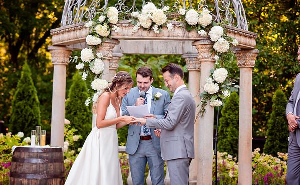 Devon and Dominic - Ceremony