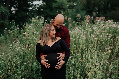 Eileen Maternity session previews