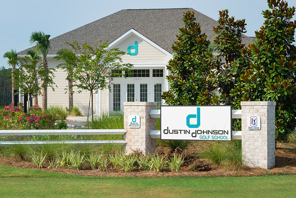 Dustin Johnson Golf Academy