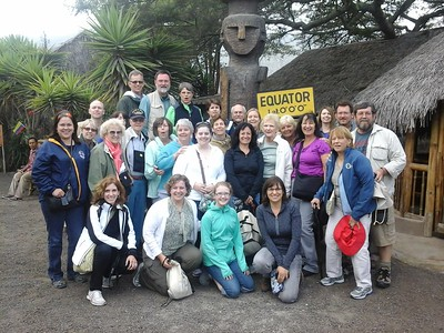 Galapagos Islands: March 1-8, 2014