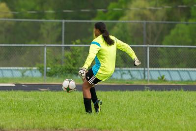 2014-04-22 BHS Womens Soccer VS East Meck