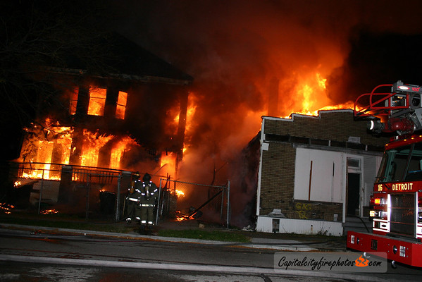 11/1/08 - Detroit, MI - E. Ferry & Ellery