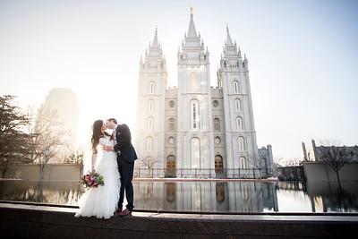 Jordan and Allison Wedding