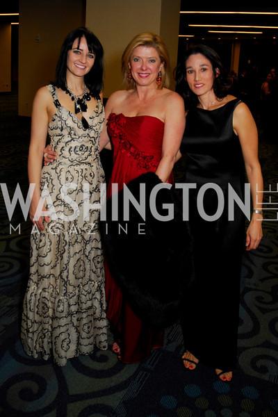 Claudia Cotca,Judith Wilson Beard,Suzanne Doud Gaili,November 6,2010,Lombardi Gala,Kyle Samperton
