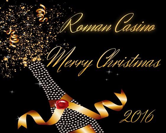 Roman Casino Christmas Party