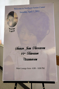 Happy 75th Birthday Shirley Jean Patterson April 7, 2012