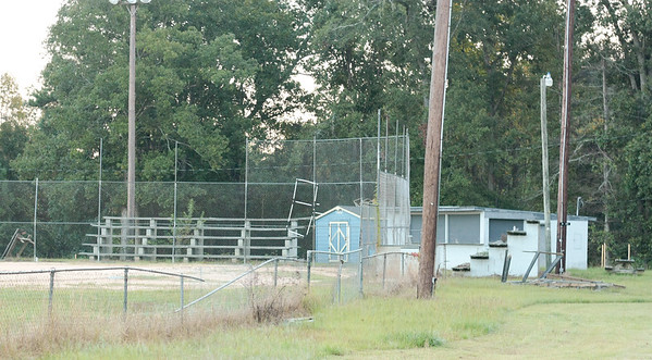 Four Holes Community Baseball Field